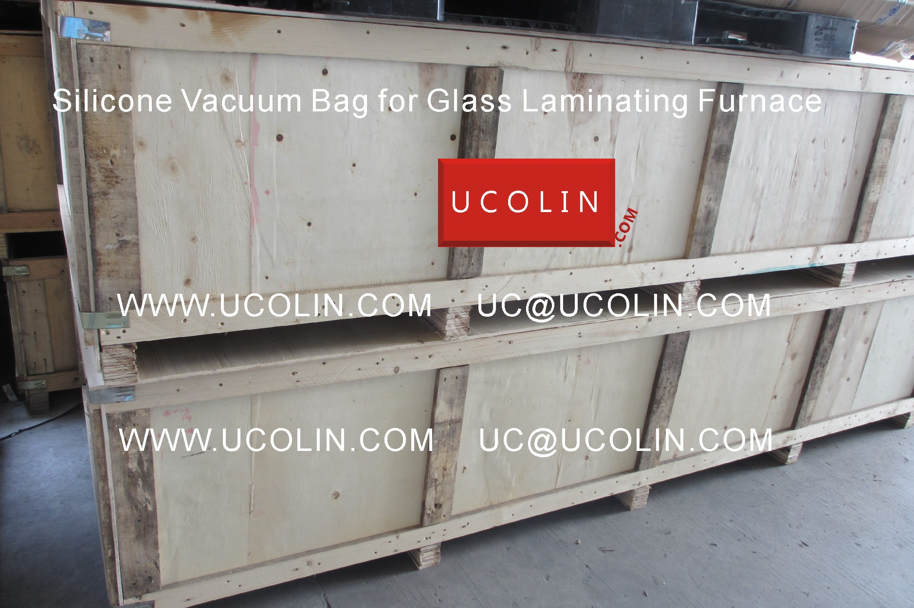 05 Producing of Silicone Vacuum Bag for Glass Laminating Furnace