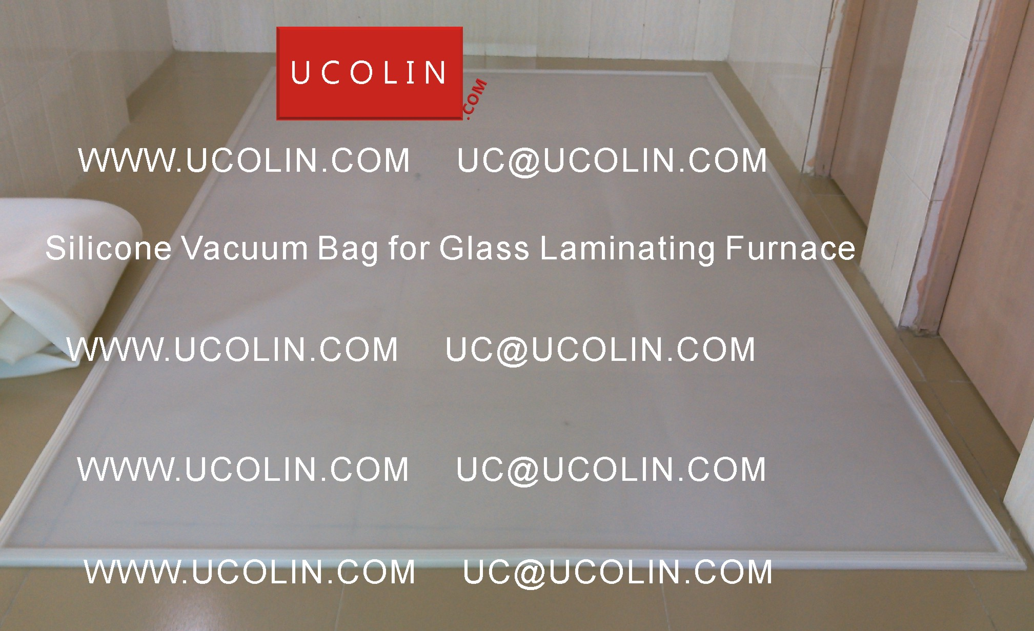 07 Silicone Vacuum Bag for Safety Glass Laminating Furnace
