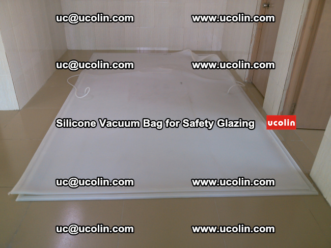 Silicone Vacuum Bag for EVA FILM safety laminated glass  (105)