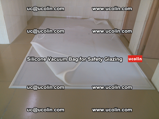 Silicone Vacuum Bag for EVA FILM safety laminated glass  (106)