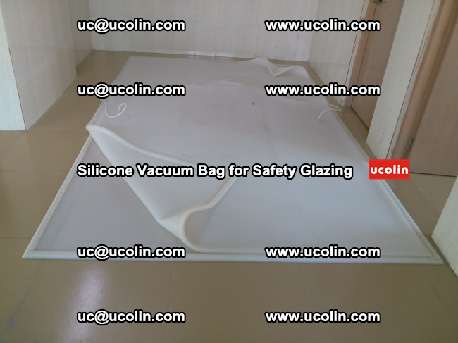 Silicone Vacuum Bag for EVA FILM safety laminated glass  (107)