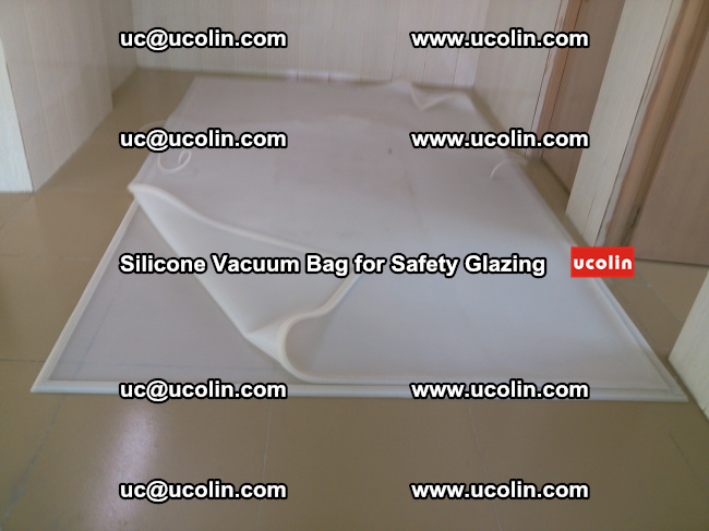 Silicone Vacuum Bag for EVA FILM safety laminated glass  (108)