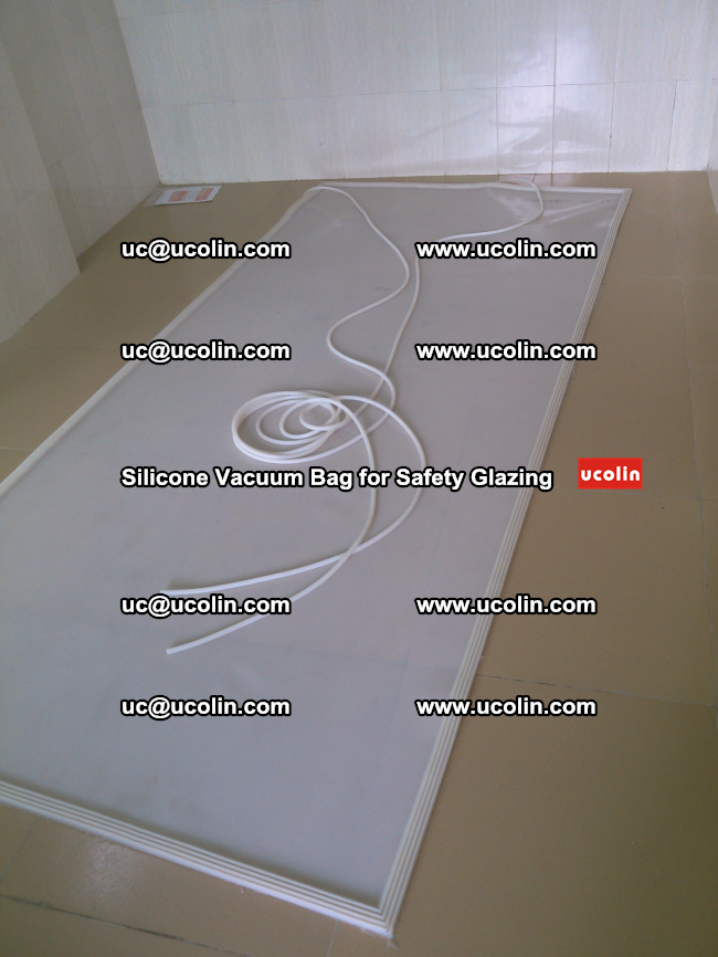 Silicone Vacuum Bag for EVA FILM safety laminated glass  (116)