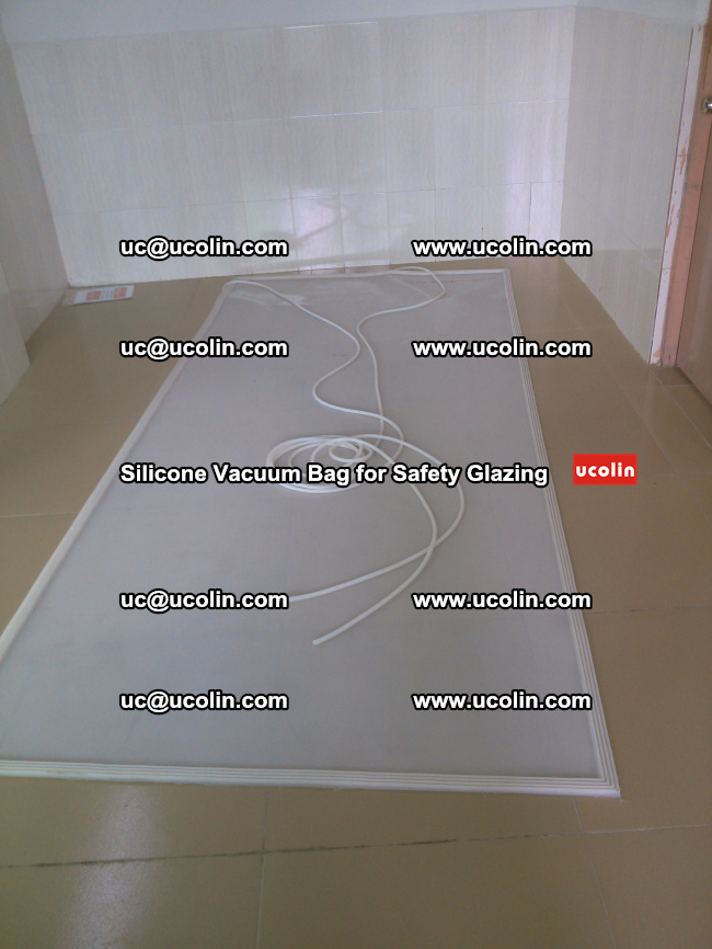 Silicone Vacuum Bag for EVA FILM safety laminated glass  (117)