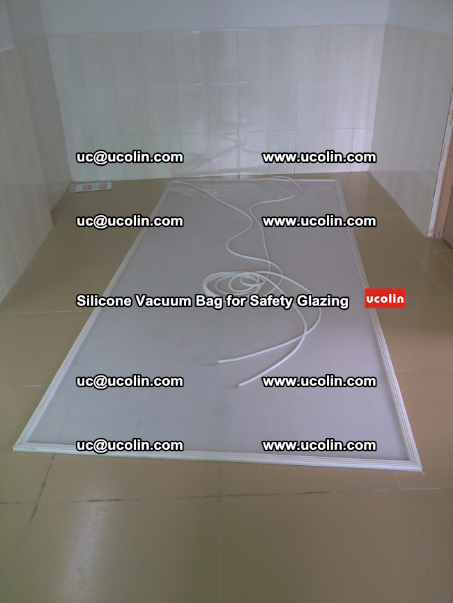 Silicone Vacuum Bag for EVA FILM safety laminated glass  (120)