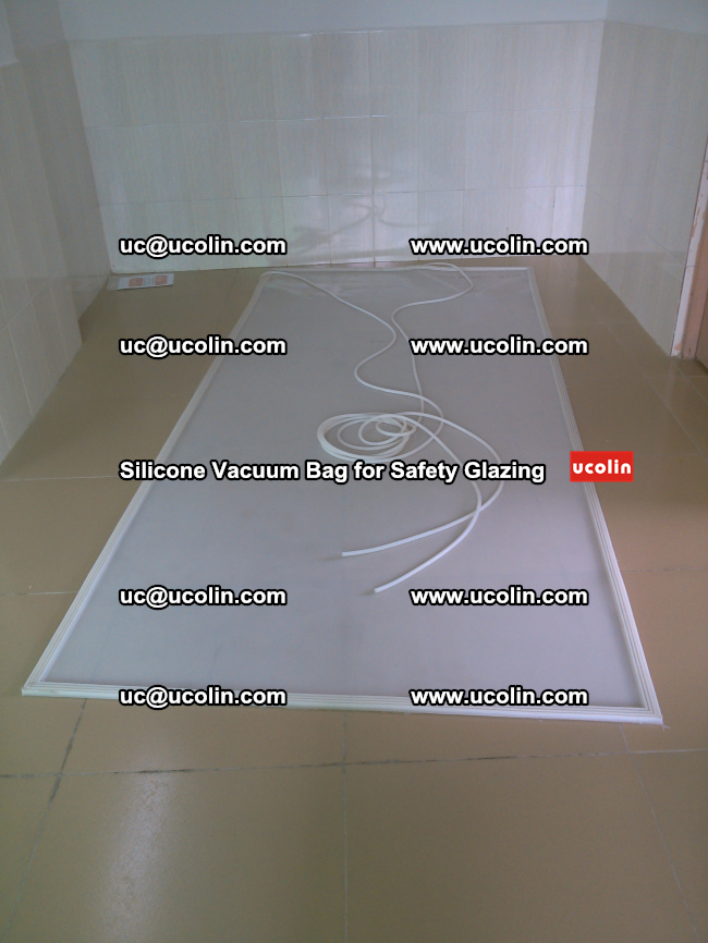 Silicone Vacuum Bag for EVA FILM safety laminated glass  (122)