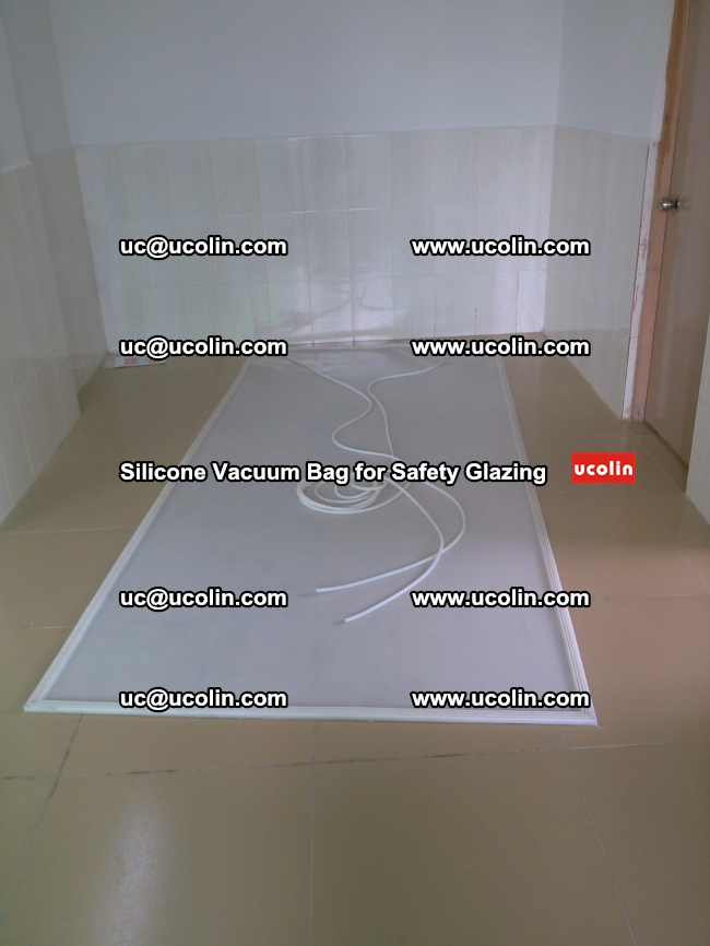 Silicone Vacuum Bag for EVA FILM safety laminated glass  (2)