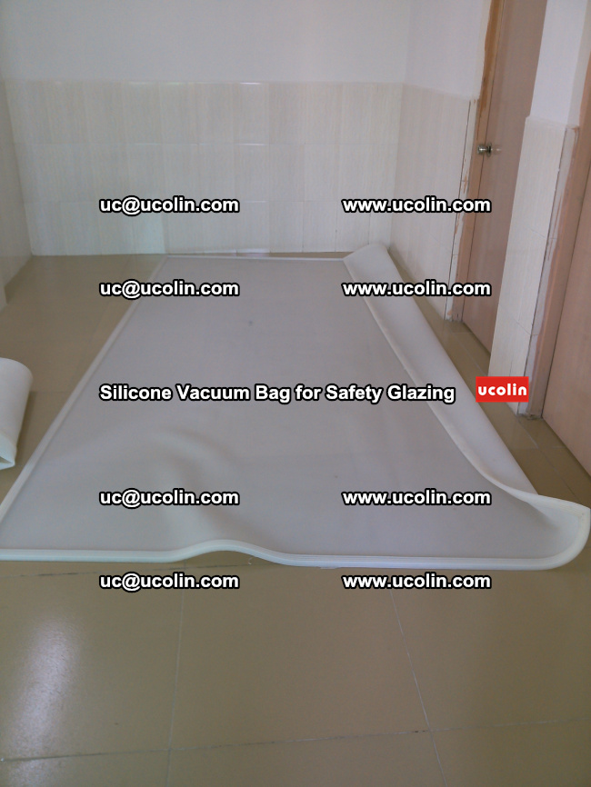 Silicone Vacuum Bag for EVA FILM safety laminated glass  (58)