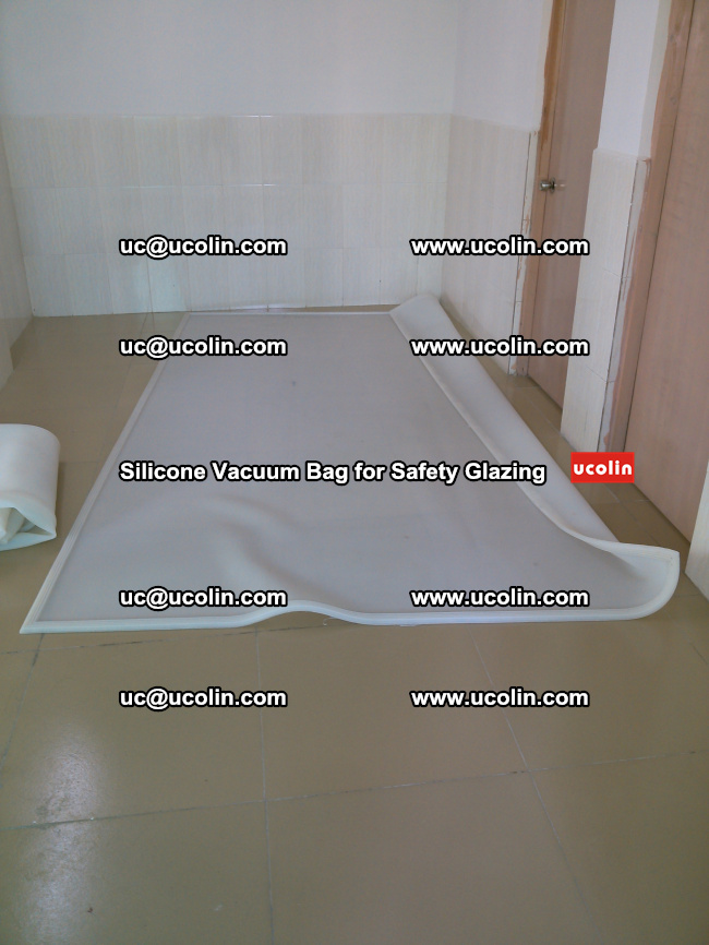 Silicone Vacuum Bag for EVA FILM safety laminated glass  (59)