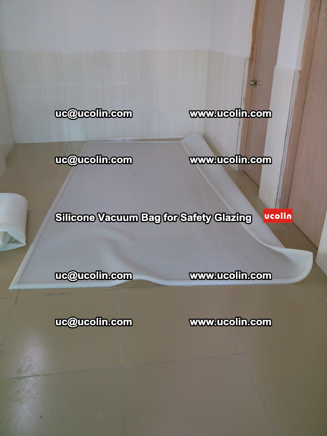 Silicone Vacuum Bag for EVA FILM safety laminated glass  (61)