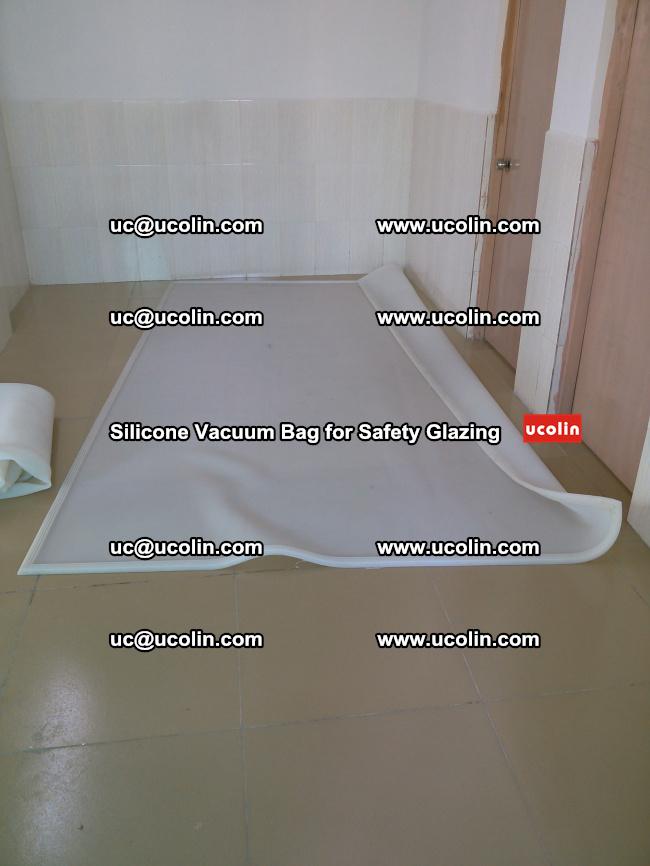Silicone Vacuum Bag for EVA FILM safety laminated glass  (61)