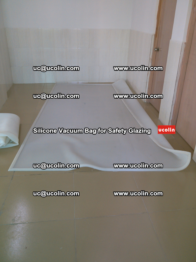 Silicone Vacuum Bag for EVA FILM safety laminated glass  (63)