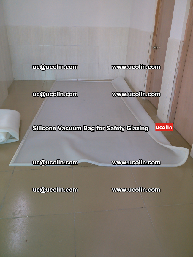 Silicone Vacuum Bag for EVA FILM safety laminated glass  (64)