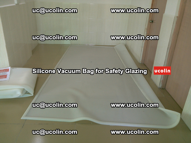 Silicone Vacuum Bag for EVA FILM safety laminated glass  (72)