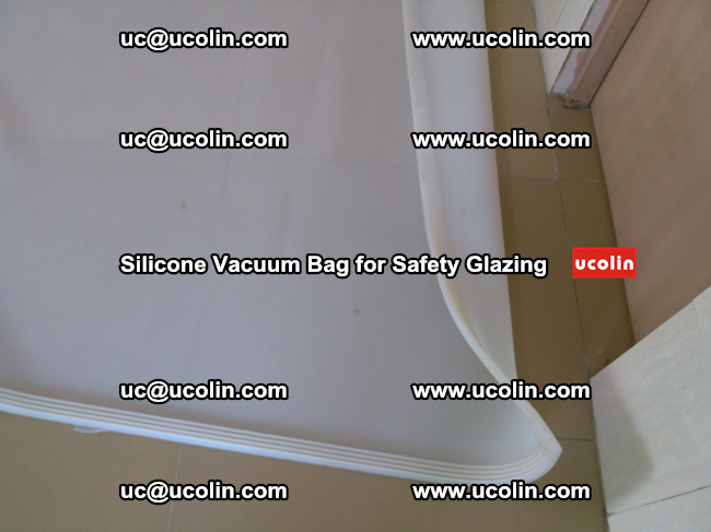 Silicone Vacuum Bag for EVA FILM safety laminated glass  (75)