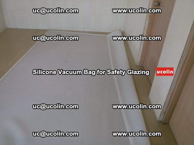 Silicone Vacuum Bag for EVA FILM safety laminated glass  (77)