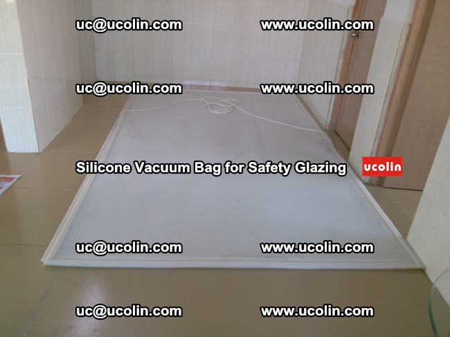 Silicone Vacuum Bag for EVA FILM safety laminated glass  (89)