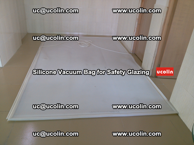 Silicone Vacuum Bag for EVA FILM safety laminated glass  (92)