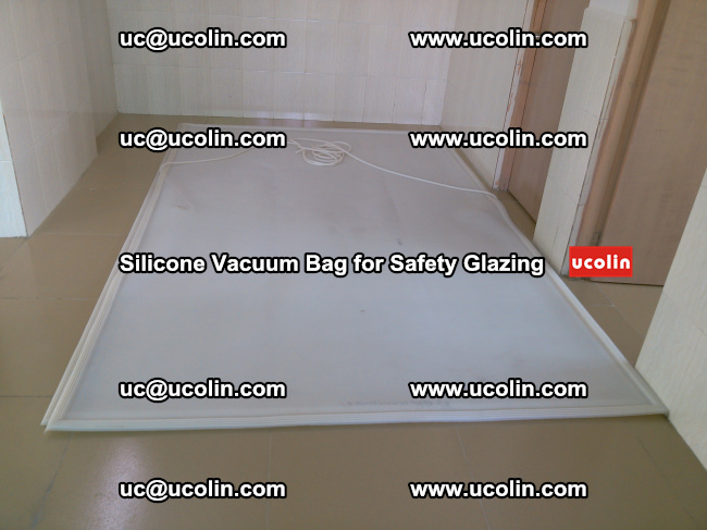 Silicone Vacuum Bag for EVA FILM safety laminated glass  (94)