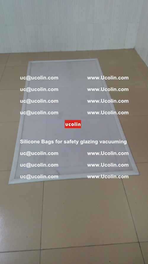 Silicone bags for  Safety glazing with EVA Film or PVB Film (4)