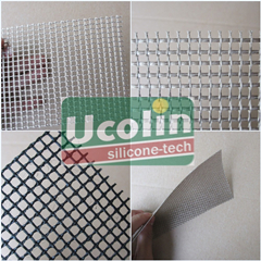 High-Temperature Glass-fiber Mesh in Lamination Machine