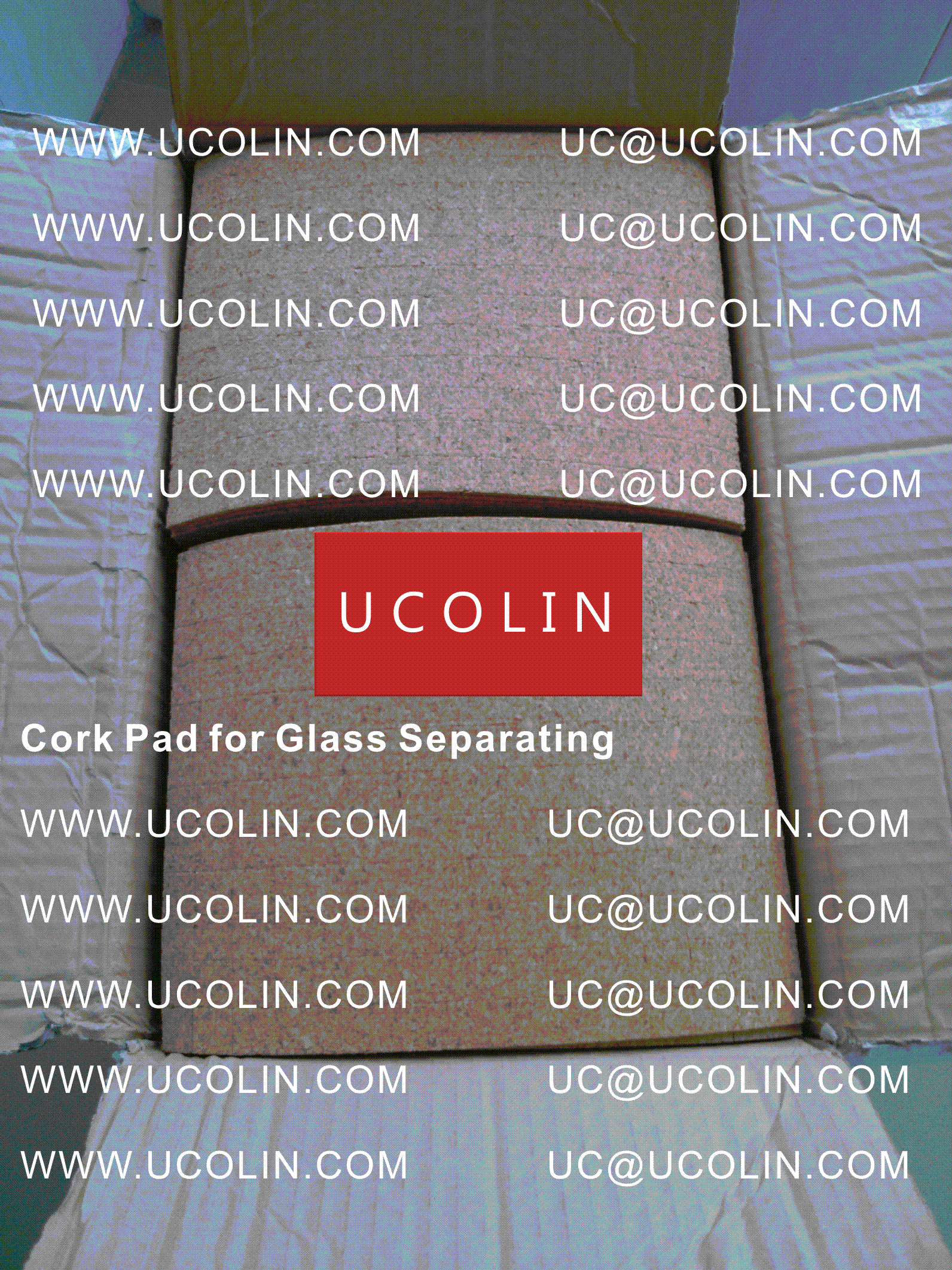 002 Cork Pad for Glass Separating