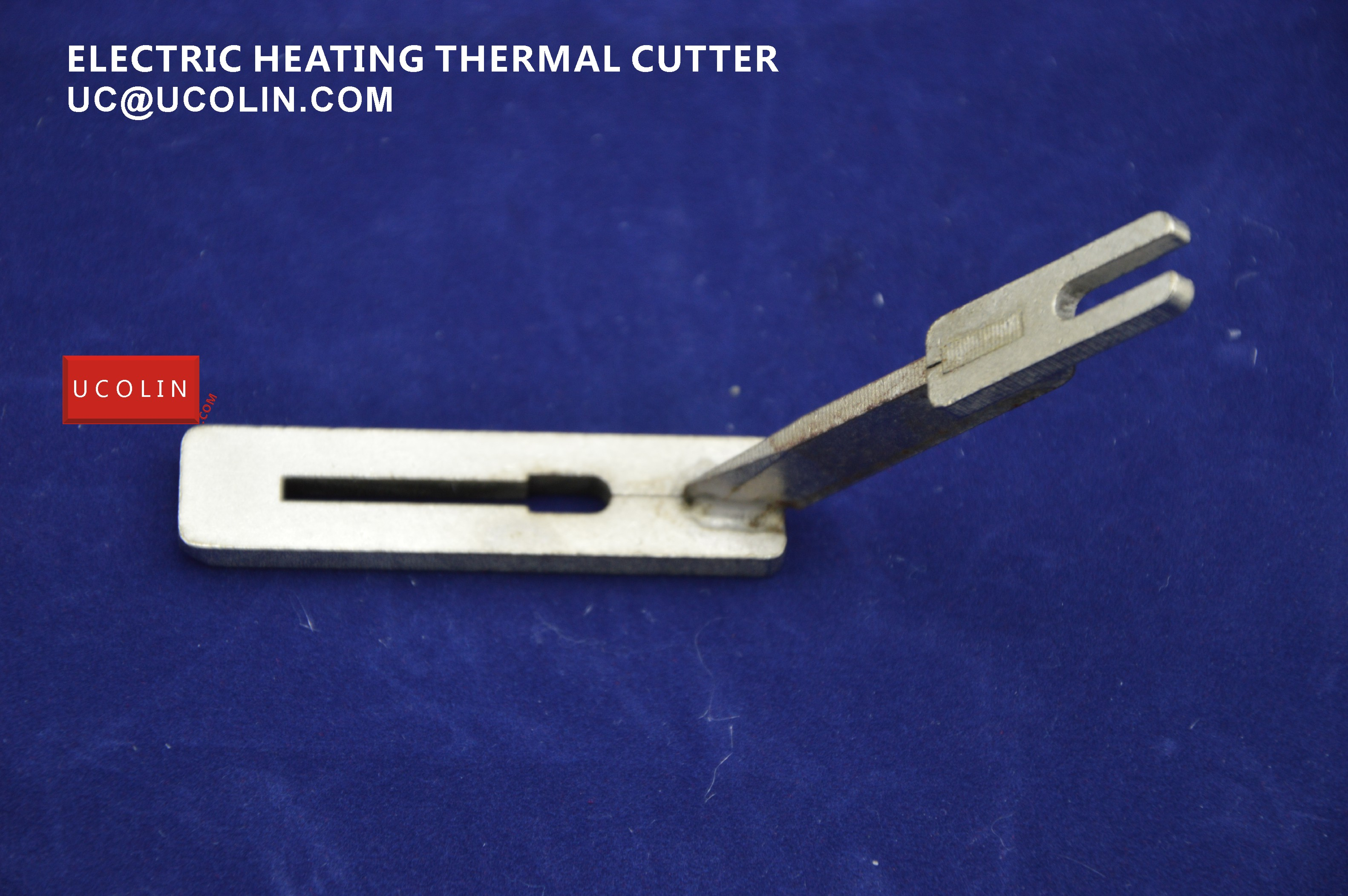 003 ELECTRIC HEATING CUTTER FOR SATINE RIBBON