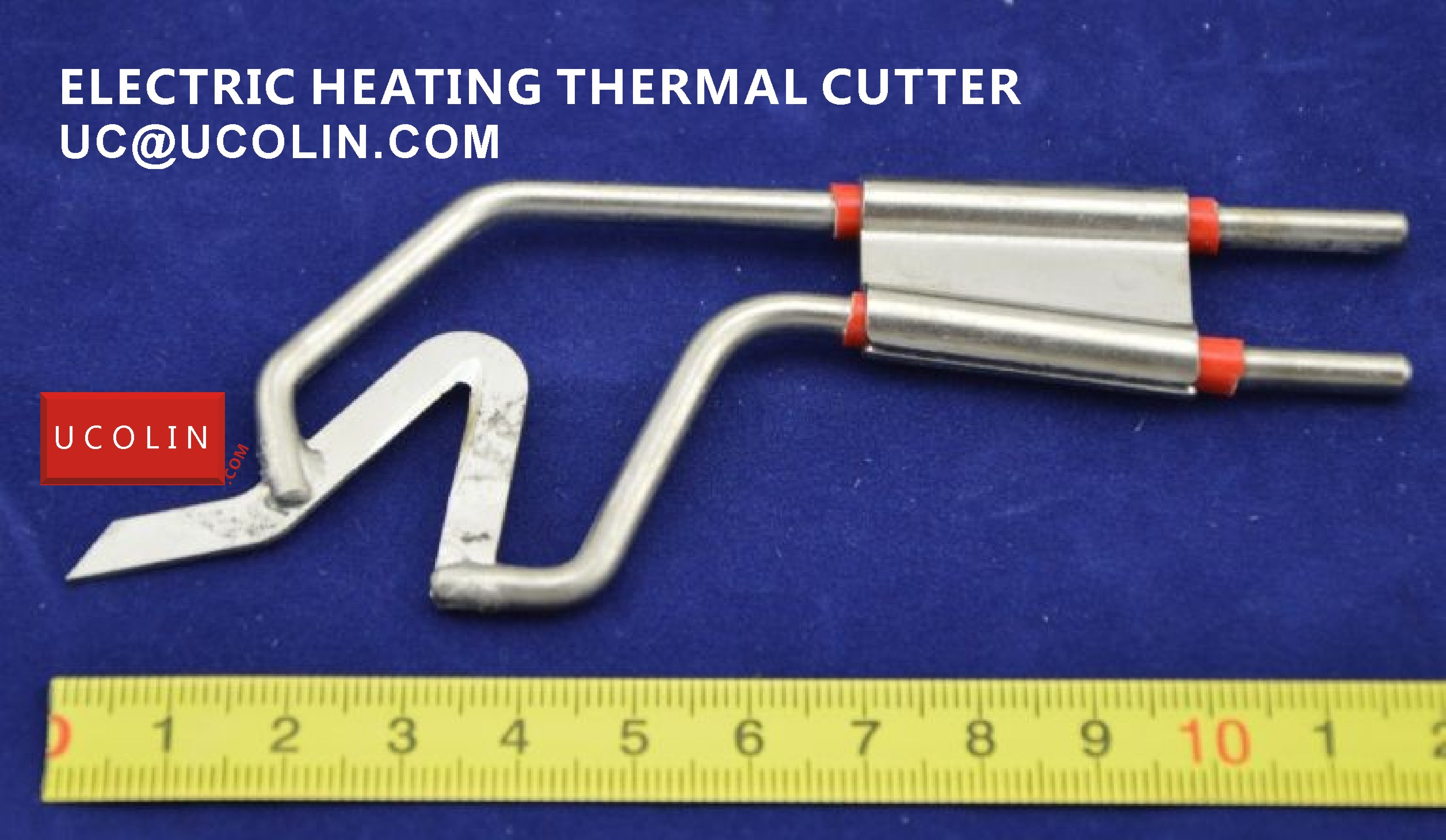 006 ELECTRIC HEATING CUTTER FOR SATINE RIBBON