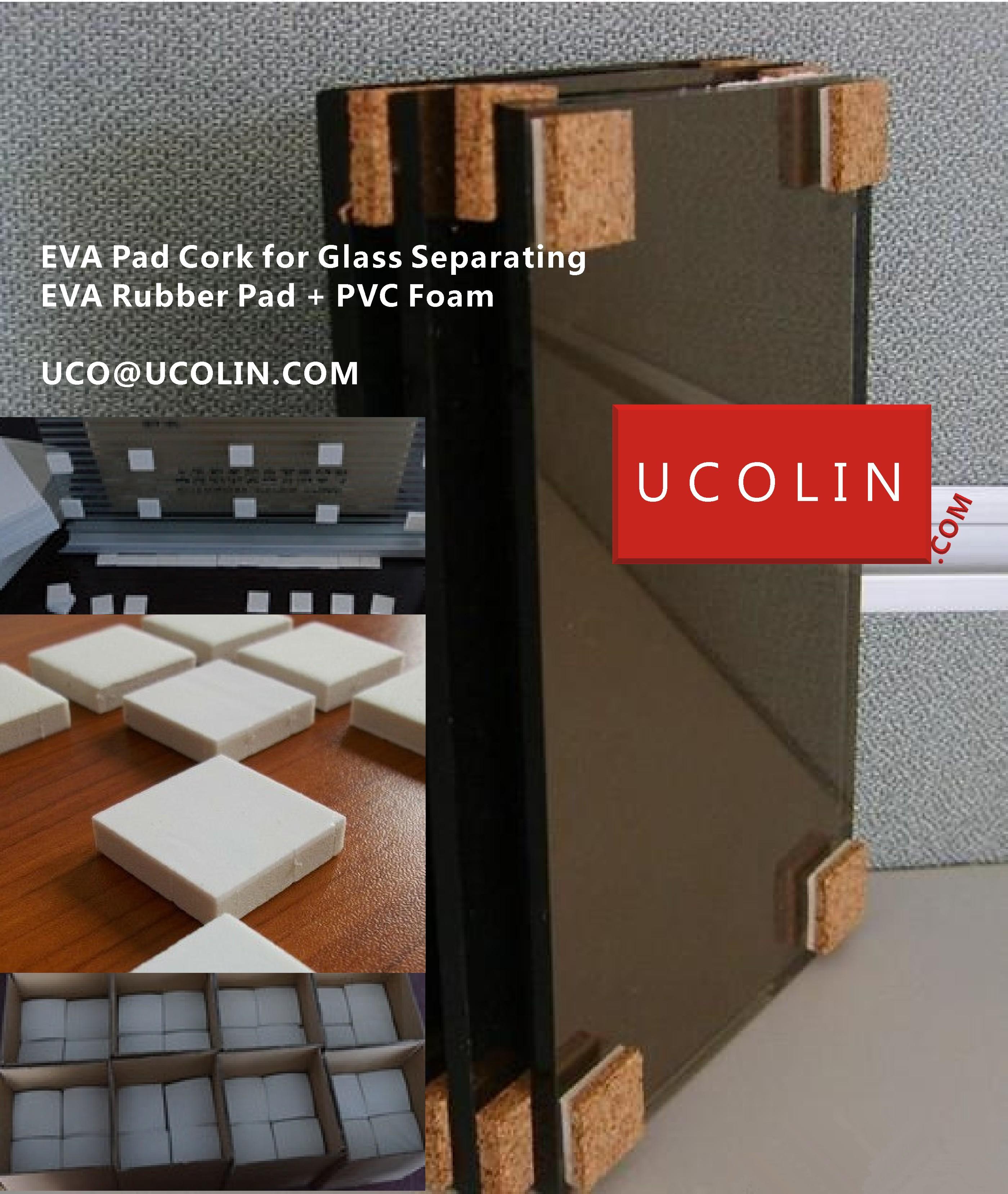 EVA Cork Pad for Glass Separating