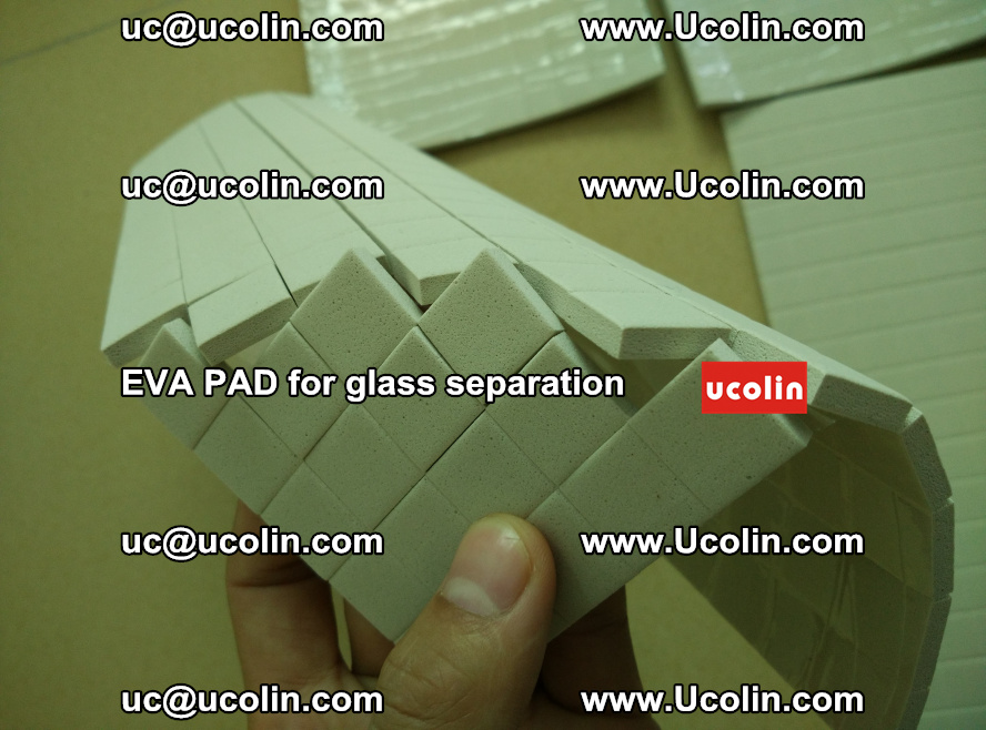 EVA PAD for safety laminated glass separation (10)