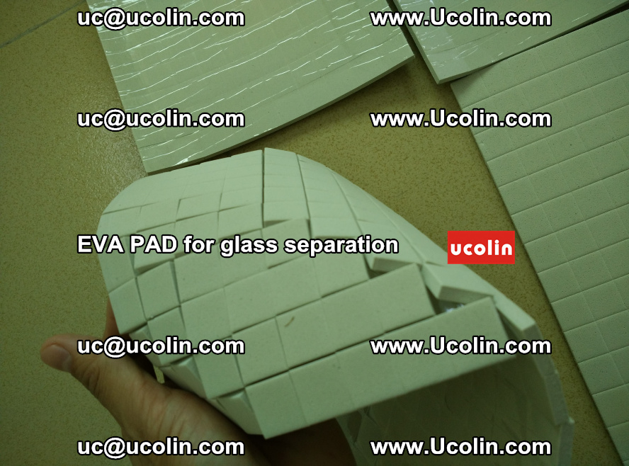 EVA PAD for safety laminated glass separation (19)