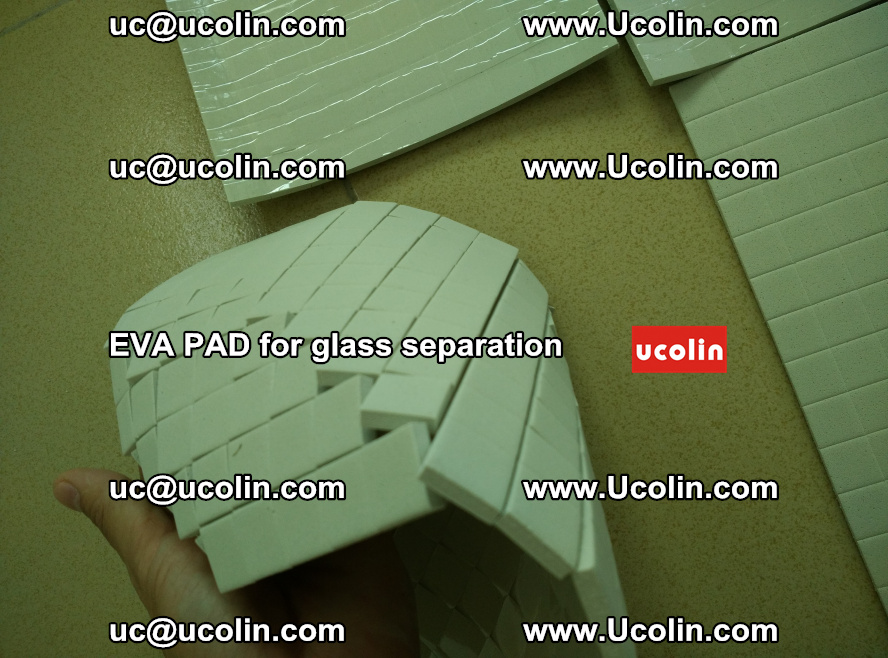 EVA PAD for safety laminated glass separation (21)