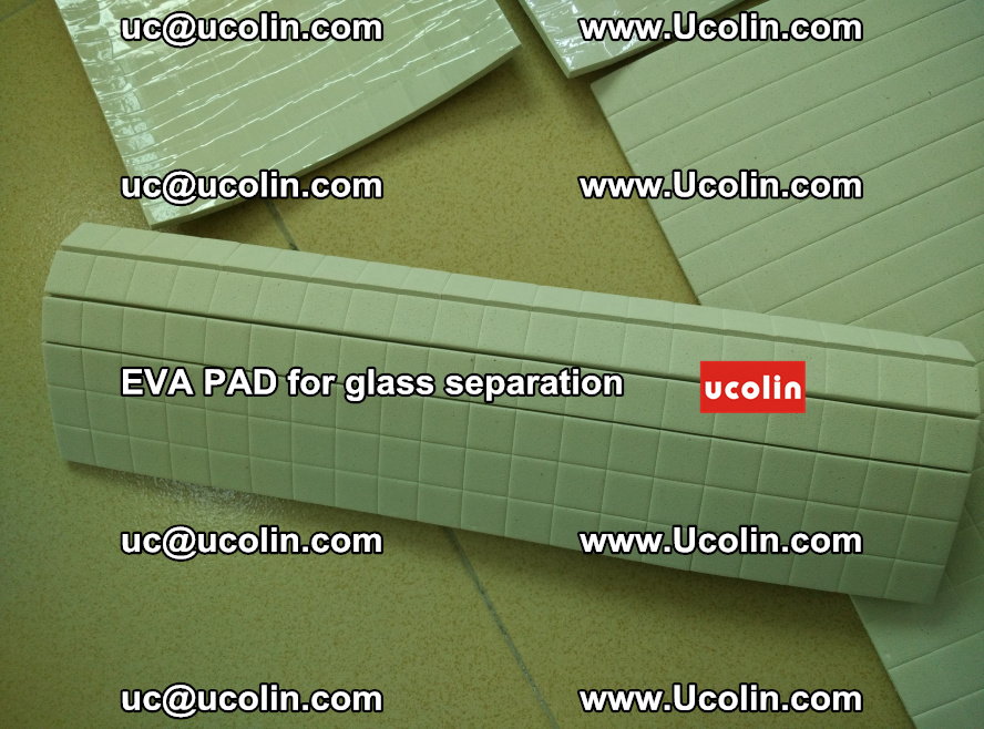 EVA PAD for safety laminated glass separation (7)
