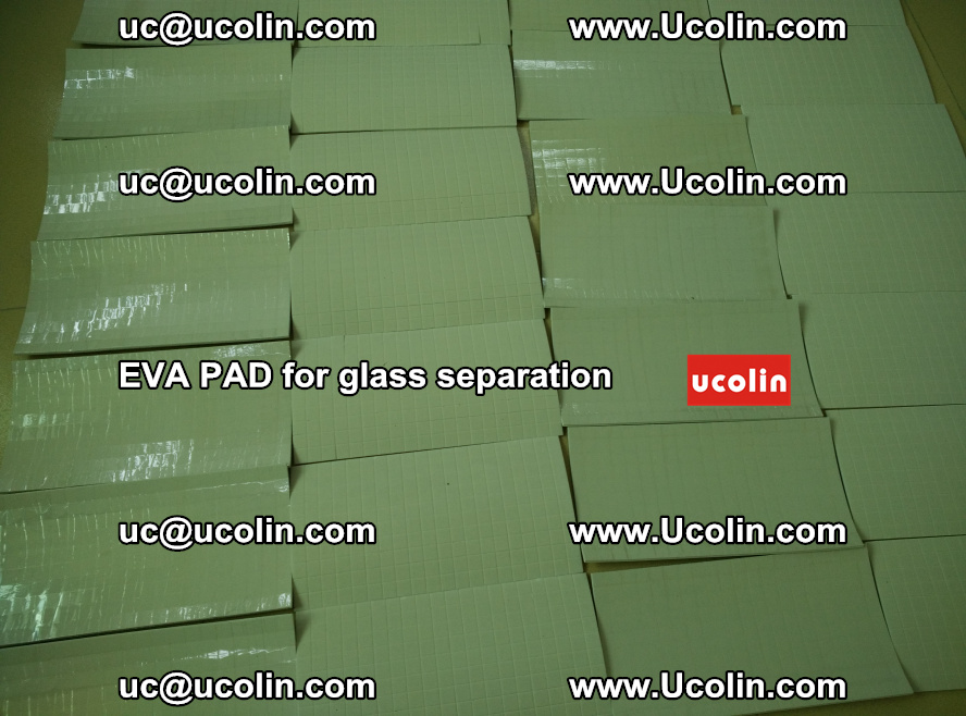 EVA PAD for safety laminated glass separation (71)