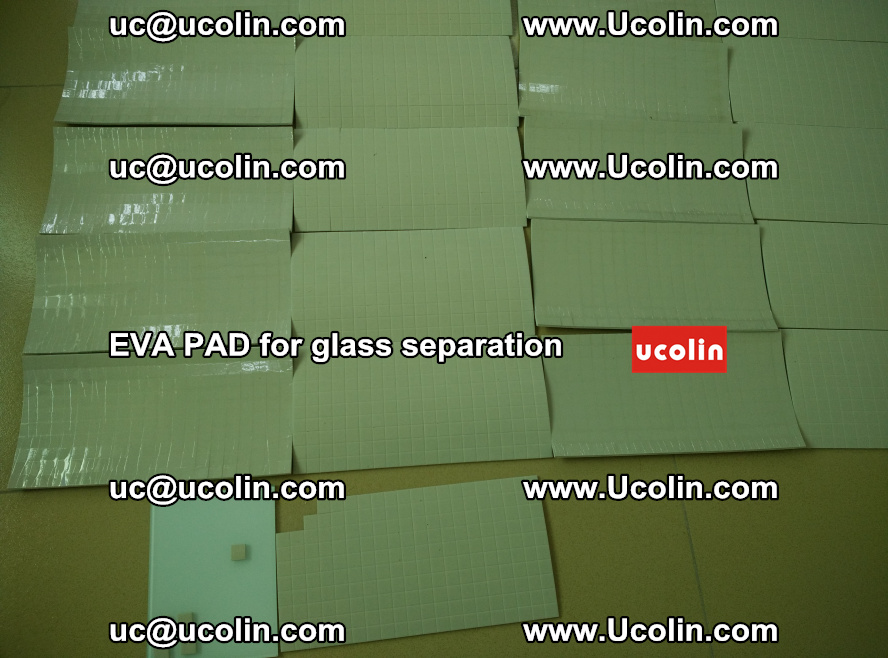 EVA PAD for safety laminated glass separation (73)