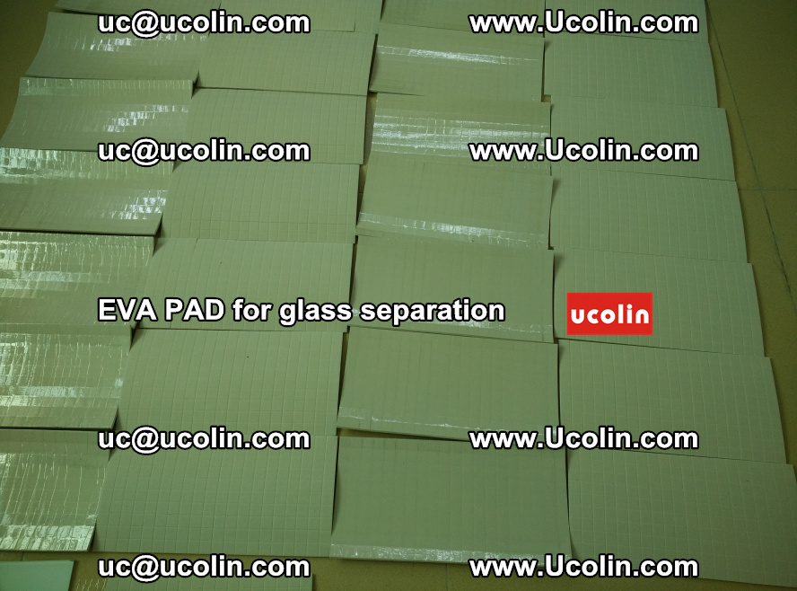 EVA PAD for safety laminated glass separation (74)