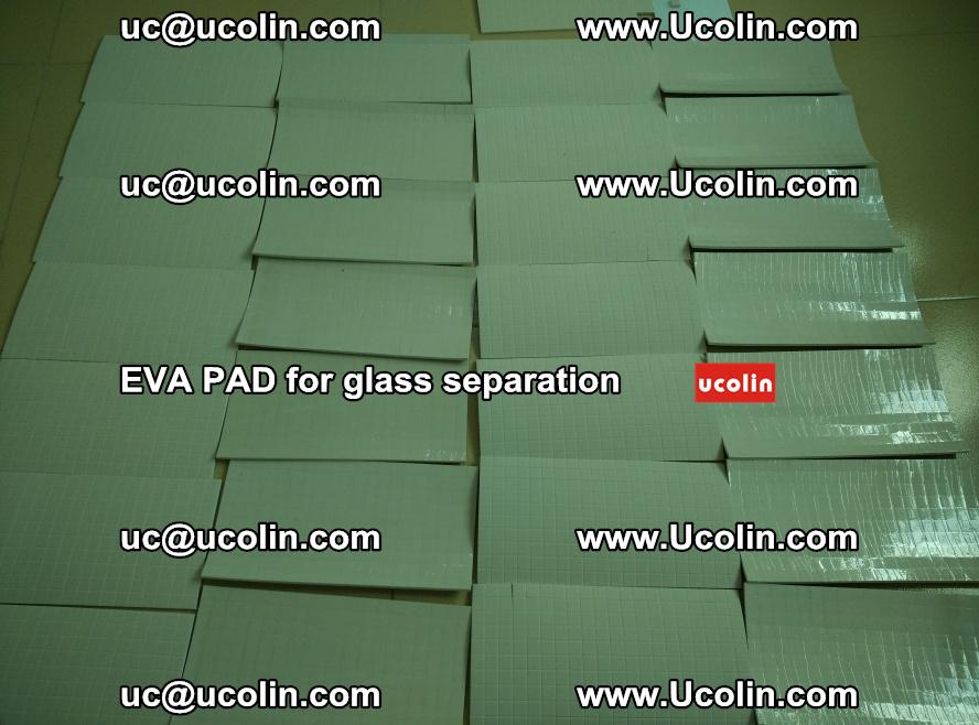 EVA PAD separating EVA PVB SGP safety laminated glass (10)