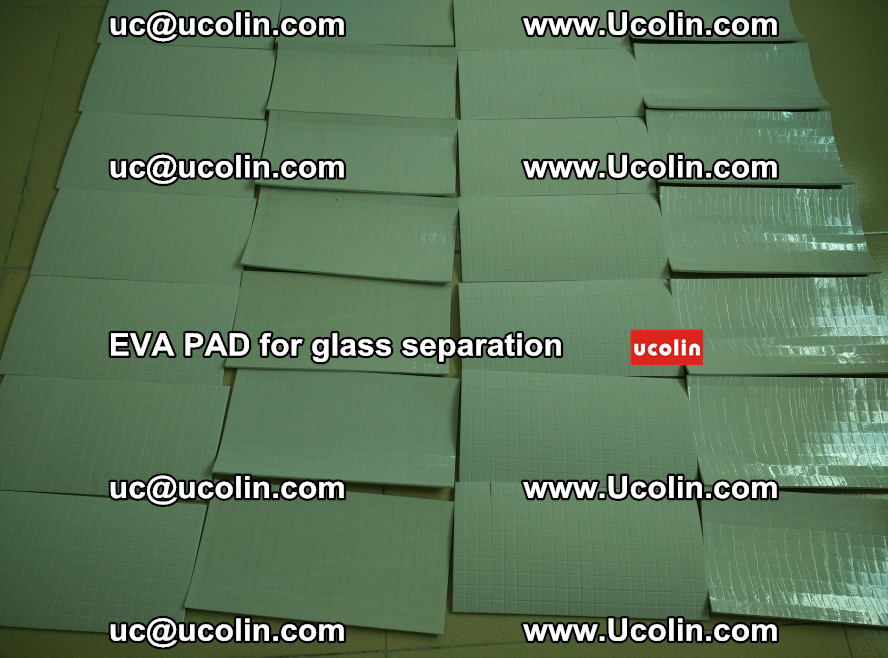 EVA PAD separating EVA PVB SGP safety laminated glass (11)