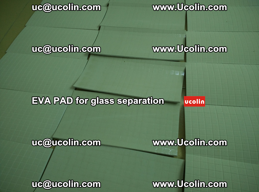 EVA PAD separating EVA PVB SGP safety laminated glass (14)