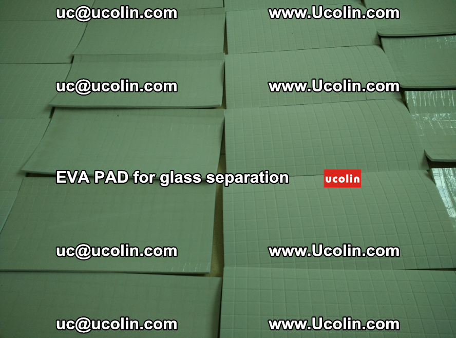 EVA PAD separating EVA PVB SGP safety laminated glass (15)