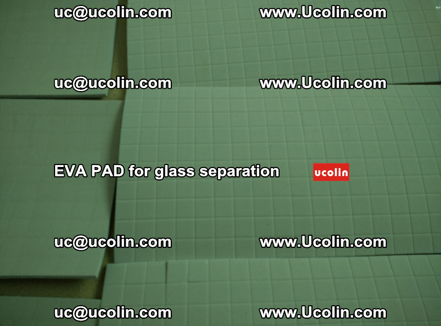 EVA PAD separating EVA PVB SGP safety laminated glass (17)