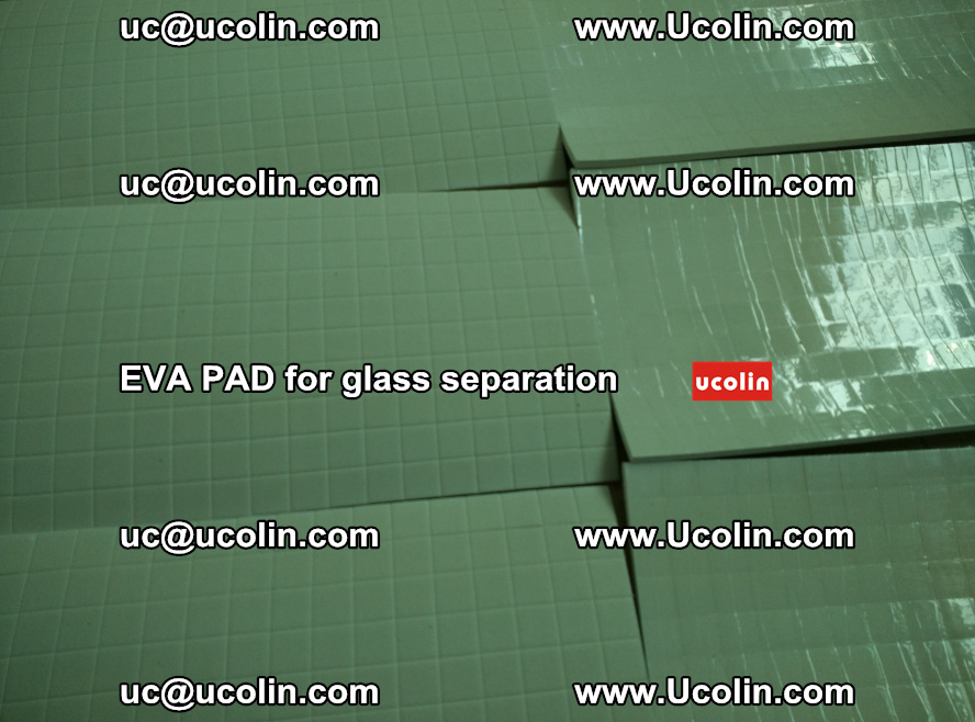 EVA PAD separating EVA PVB SGP safety laminated glass (23)