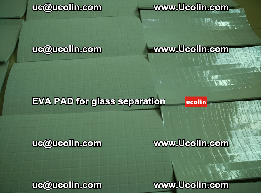 EVA PAD separating EVA PVB SGP safety laminated glass (24)