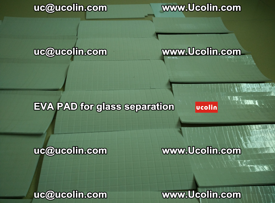 EVA PAD separating EVA PVB SGP safety laminated glass (27)