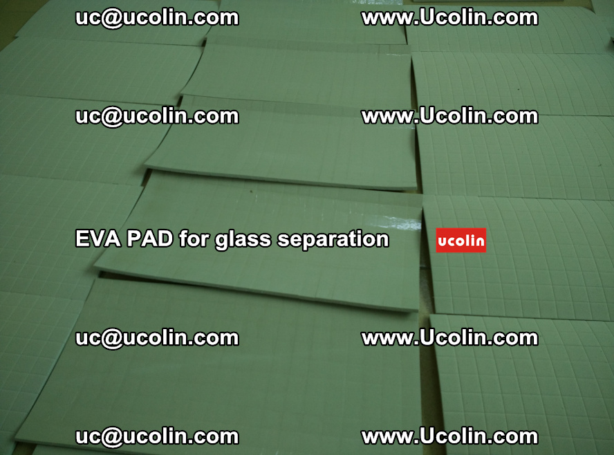 EVA PAD separating EVA PVB SGP safety laminated glass (28)