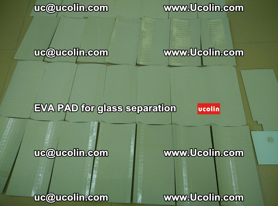 EVA PAD separating EVA PVB SGP safety laminated glass (3)