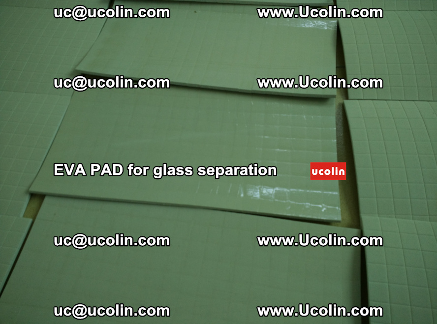 EVA PAD separating EVA PVB SGP safety laminated glass (30)