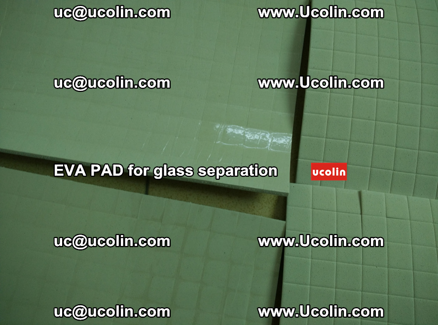 EVA PAD separating EVA PVB SGP safety laminated glass (32)