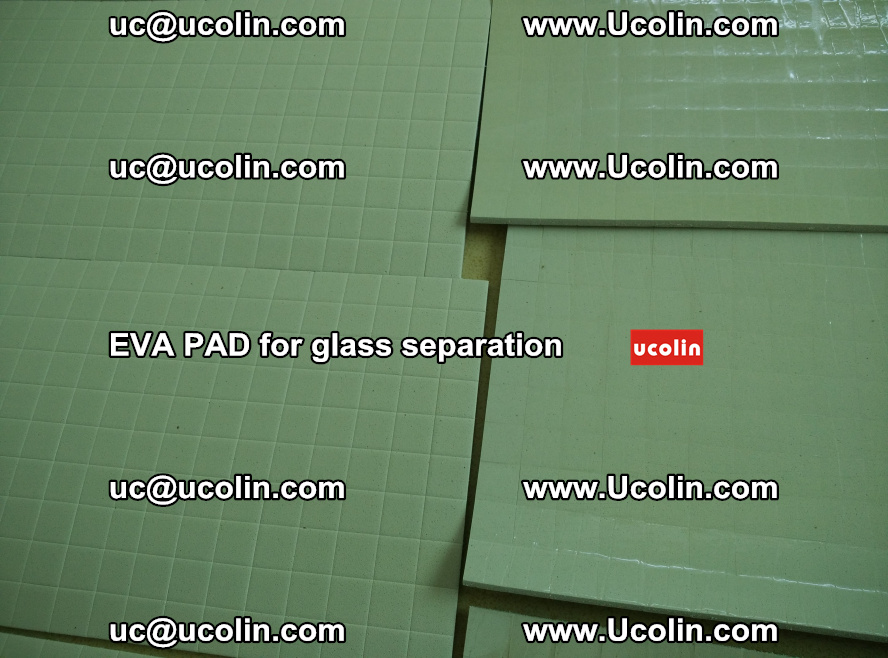 EVA PAD separating EVA PVB SGP safety laminated glass (35)