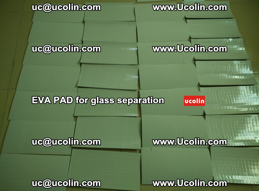 EVA PAD separating EVA PVB SGP safety laminated glass (39)
